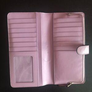 Coach Bags - Coach skinny wallet